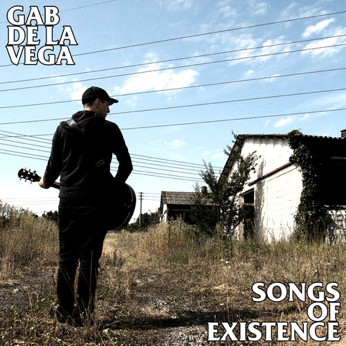 Gab De La Vega- Songs Of Existence LP ~EX SMASHROOMS!