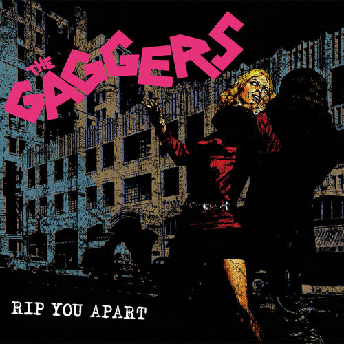 Gaggers- Rip You Apart LP ~REISSUE!