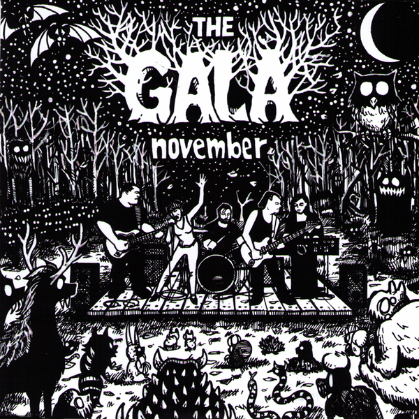 "The Gala- November 7"" ~RARE LTD TO 50 NUMBERED COPIES! - Dead Beat - Dead Beat Records - 1"