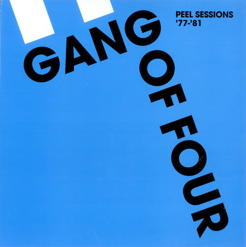 Gang of Four- Peel Sessions '79 - '81 LP - Bootleg - Dead Beat Records