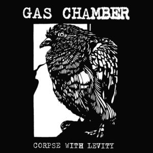 "GAS CHAMBER- Corpse  With Levity 7"" ~FUCK!! - Warm Bath - Dead Beat Records"