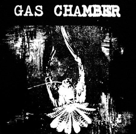 Gas Chamber- S/T LP - Warm Bath - Dead Beat Records
