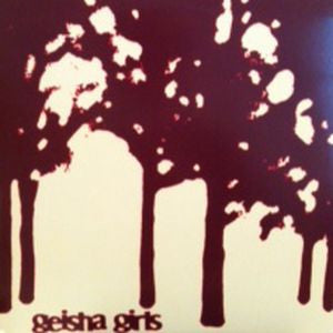 Geisha Girls- S/T LP COLOR VINYL - JSR - Dead Beat Records