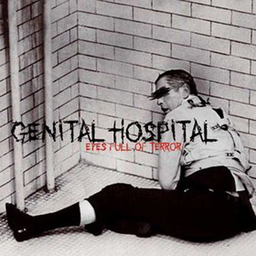 Genital Hospital - Eyes Full Of Terror LP ~EX DEMON'S CLAWS! - Ptrash - Dead Beat Records