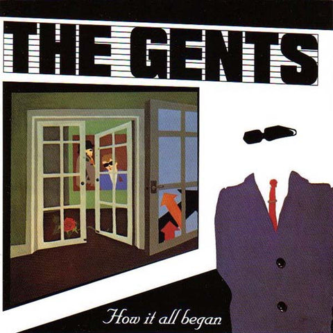 The Gents- How It All Began CD ~REISSUE!