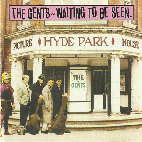 The Gents- Waiting To Be Seen CD ~REISSUE!