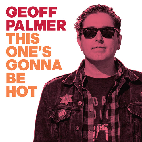 "Geoff Palmer- This One's Gonna Be Hot 7"" ~EX THE CONNECTION!"