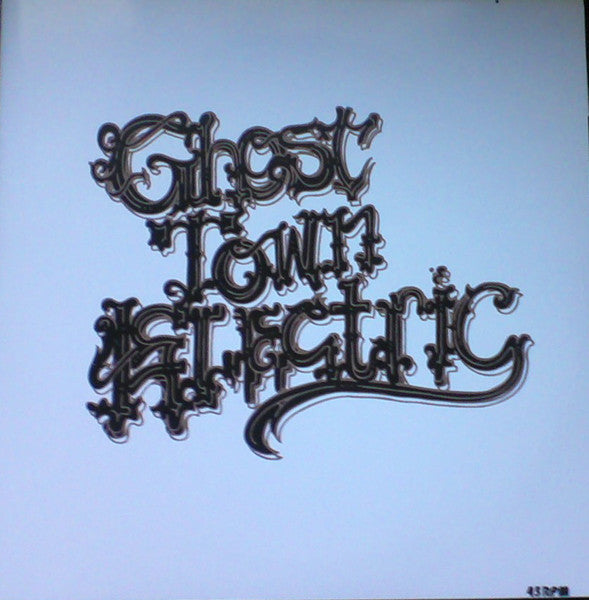 Ghost Town Electric/Defending The Kingdom- Split LP ~MASTODON!