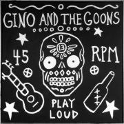Gino & The Goons- S/T LP ~KILLER! - Floridas Dying - Dead Beat Records