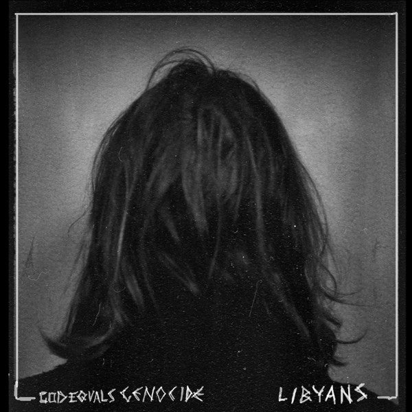 "Libyans/God Equals Genocide - Split 7""  ~LTD TO 500! - Dirt Cult - Dead Beat Records"