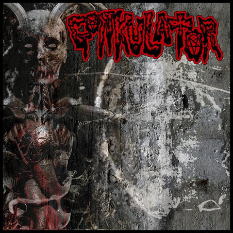 "Gonkulator- Reborn Through Evil 10"" - Fudgeworthy - Dead Beat Records - 1"