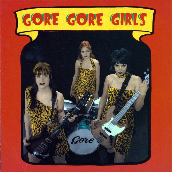 Gore Gore Girls- Strange Girls CD