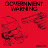 "Government Warning- Executed 7"" - No Way - Dead Beat Records"