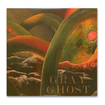 "GRAY GHOST- S/T 10"" - Copper Lunng - Dead Beat Records"