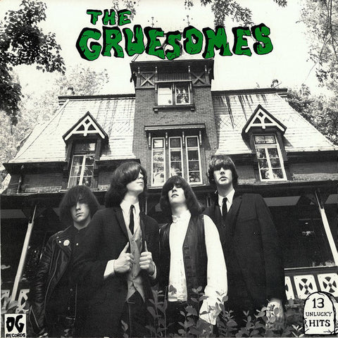 The Gruesomes- Tyrants Of Teen Trash LP ~REISSUE!
