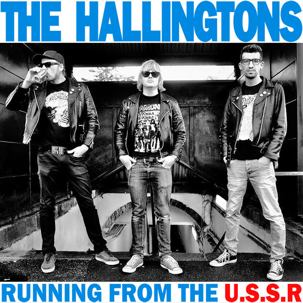 "Hallingtons- Running From The USSR 7"" ~HEAD!"