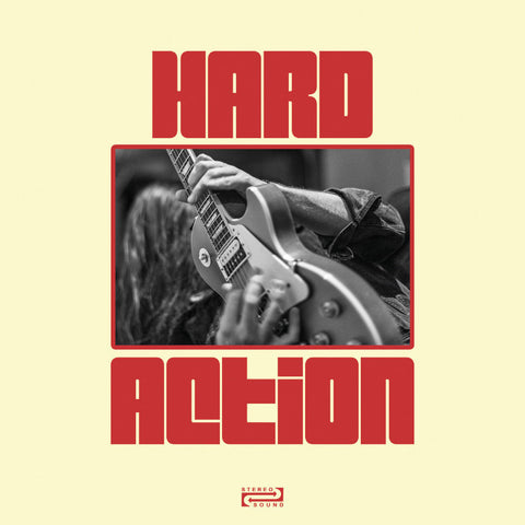 "Hard Action- Hands Dripping Red 7"" ~RADIO BIRDMAN!"