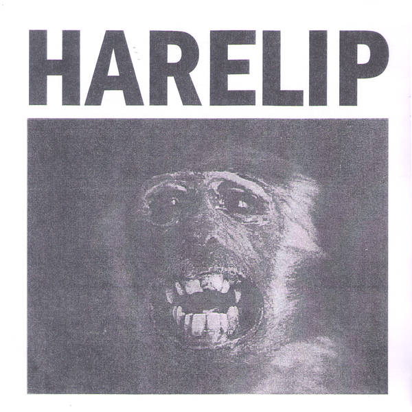 "Harelip- S/T 7"" ~REGULATIONS!"
