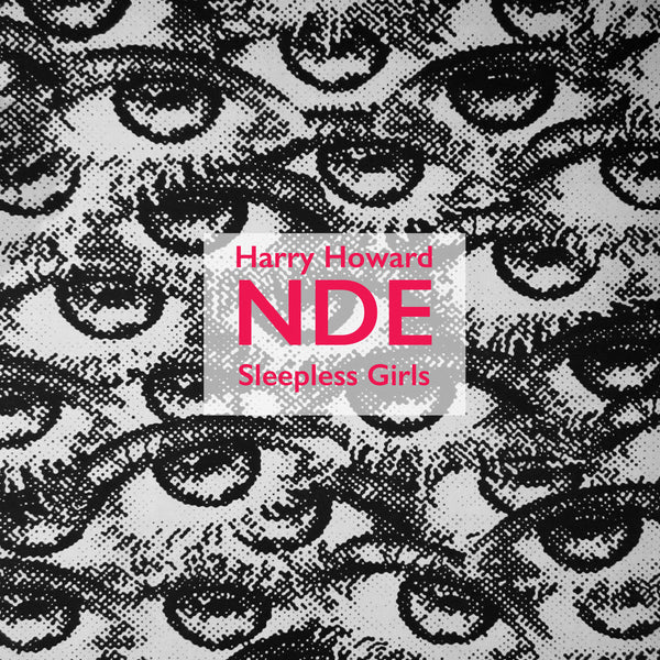 Harry Howard & The NDE- Sleepless Girls LP ~BIRTHDAY PARTY!