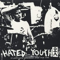 Hated Youth/Roach Motel- Split LP - Burrito - Dead Beat Records