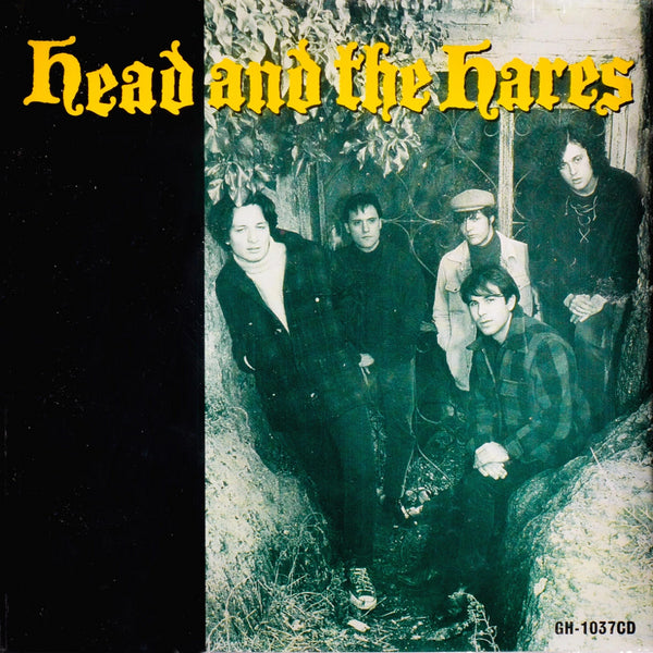Head And The Hares- S/T CD ~REISSUE!