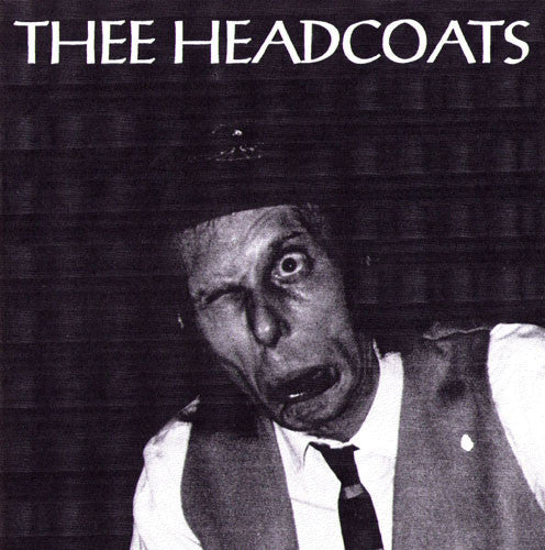 "Thee Headcoats- Tear It Too Pieces FLEXI 7""  VERY RARE FROM 1993 - YMAH - Dead Beat Records"