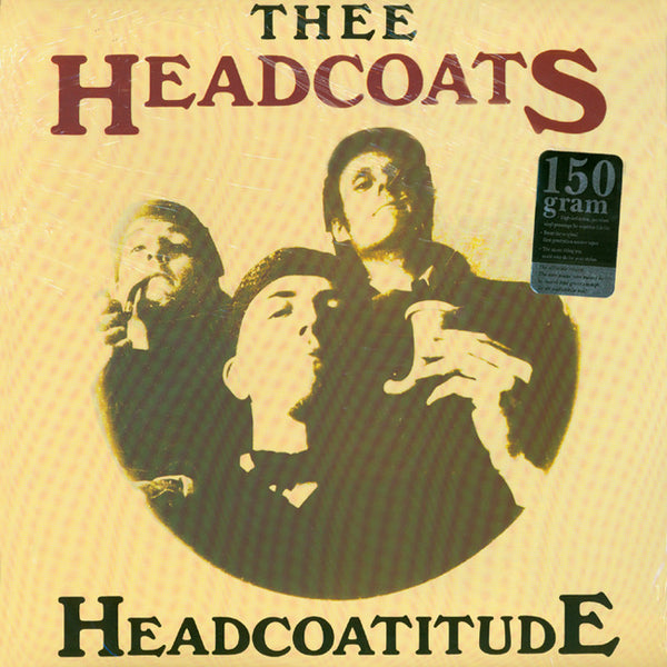 Thee Headcoats- Headcoatitude LP ~REISSUE!
