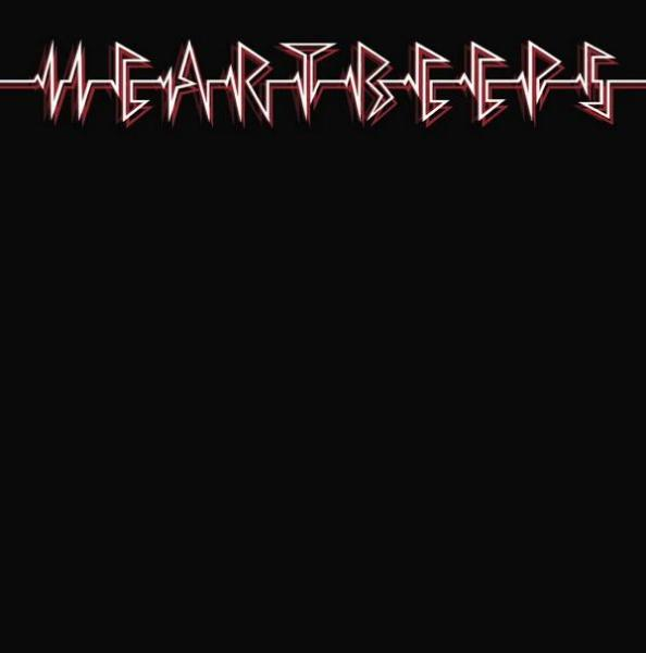 "HEARTBEEPS- S/T 7"" ~EX TV KILLERS! - Frantic City - Dead Beat Records"