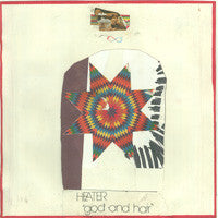 Heater- God And Hair LP - PERMANENT - Dead Beat Records