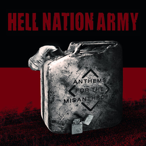 Hell Nation Army- Anthems For The Misanthropic CD ~GLUECIFER!