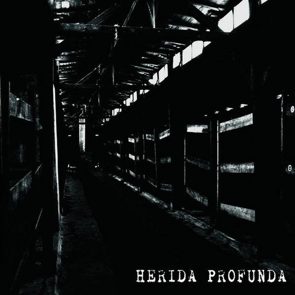 Herida Profunda- S/T LP ~GATEFOLD COVER! - Pogohai - Dead Beat Records - 1