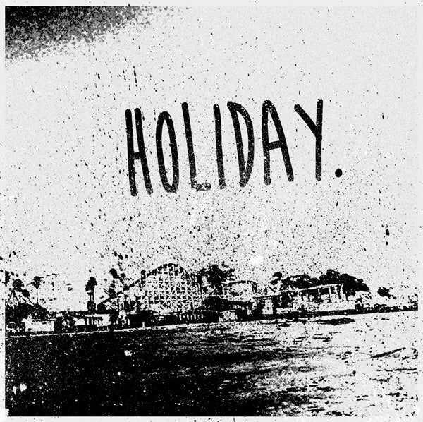 "Holiday- S/T 7"" ~SNUFF! - Lost Cat - Dead Beat Records"