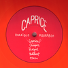 Horrible/Adorable- Caprice LP ~RARE ORANGE VINYL AND SCREENED B-SIDE!