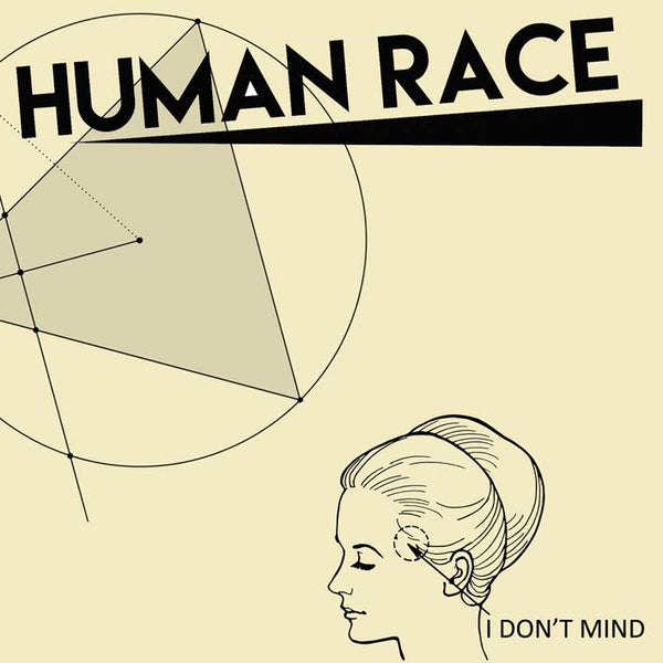 "Human Race- I Don't Mind 7"" ~PF COMMANDO!"