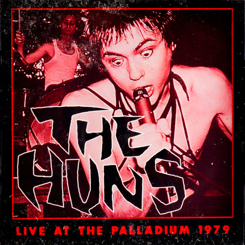 Huns- Live At The Palladium 1979 CD ~REISSUE!