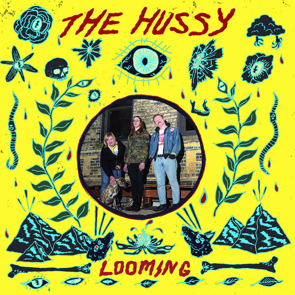 The Hussy- Looming CD