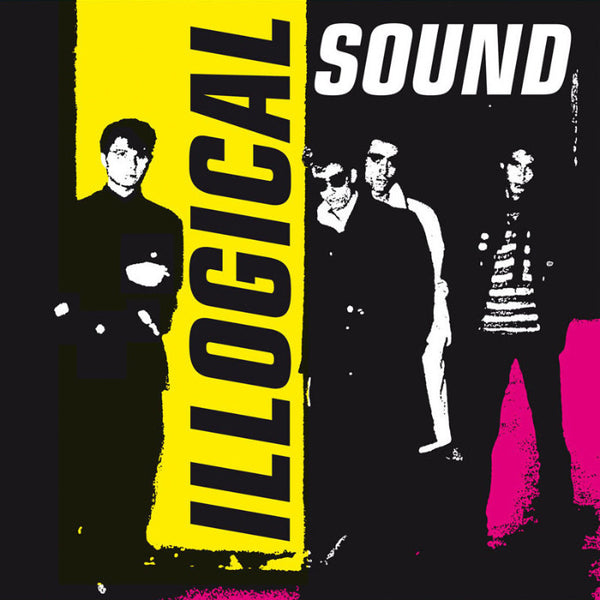 Illogical Sound- S/T LP ~REISSUE!