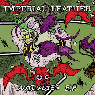 "Imperial Leather- Antibodies 7"" ~EX DS 13, BRUCE BANNER - Profane Existence - Dead Beat Records"