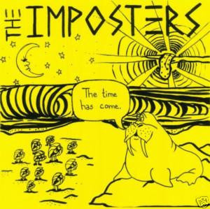 THE IMPOSTERS- Time Has Come LP - Secret - Dead Beat Records