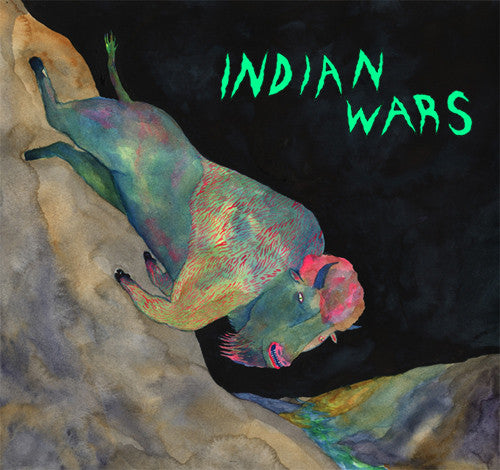 "INDIAN WARS- If You Want Me 7"" ~LTD TO 500! - Bachelor - Dead Beat Records"