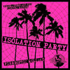 Isolation Party- Fiberoptic Holiday LP ~RARE RECORD STORE DAY CVR LIMITED TO 25 COPIES!