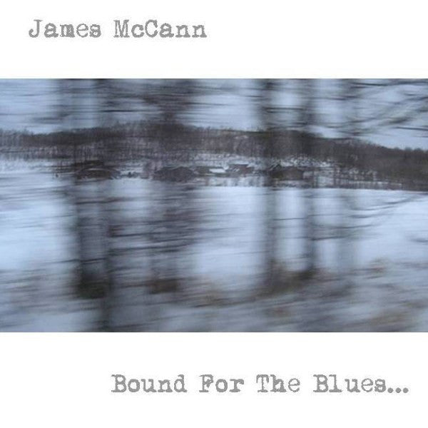 James McCann's Dirty Skirt Band- Bound For The Blues  LP - Beast - Dead Beat Records