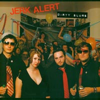 JERK ALERT- Dirty Slurs LP - Eradicator - Dead Beat Records