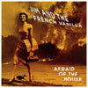 Jim And The French Vanilla- Afraid Of The House LP ~W/ MEMBERS OF THE BLIND SHAKE!