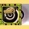 "JJ & The Real Jerks- High Anxiety Society 7"" ~ RARE CLEAR WAX!"