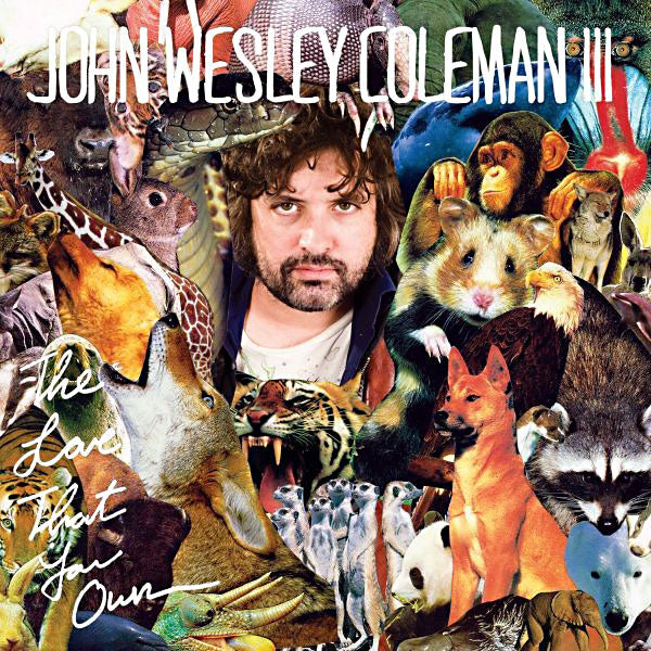 John Wesley Coleman III- Love That You Own LP ~EX GOLDEN BOYS / THICK TIP-ON LP JACKETS!
