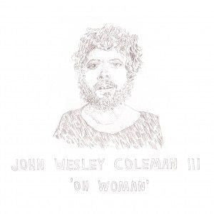 "John Wesley Coleman/Gary Stewart- Split  7"" ~300 RESSED! - Sophmore Lounge - Dead Beat Records"