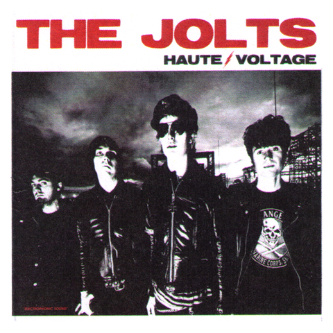 The Jolts - Haute Voltage CS ~100 COPIES PRESSED!