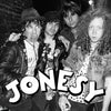 "Jonesy- S/T 7"" ~KILLER! - NO FRONT TEETH - Dead Beat Records"