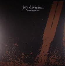 Joy Division- Autosuggestion LP - Deep Blue Sea - Dead Beat Records
